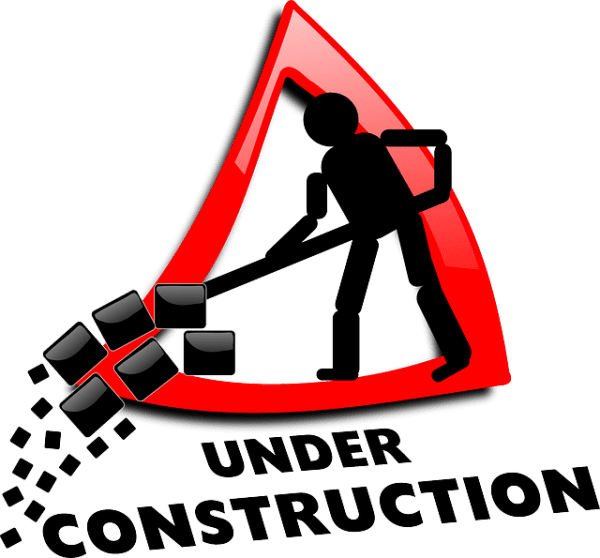 Under Construction - icoon