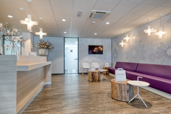 Dental Clinic Belcrum Linie | Schalk Interieurbouw