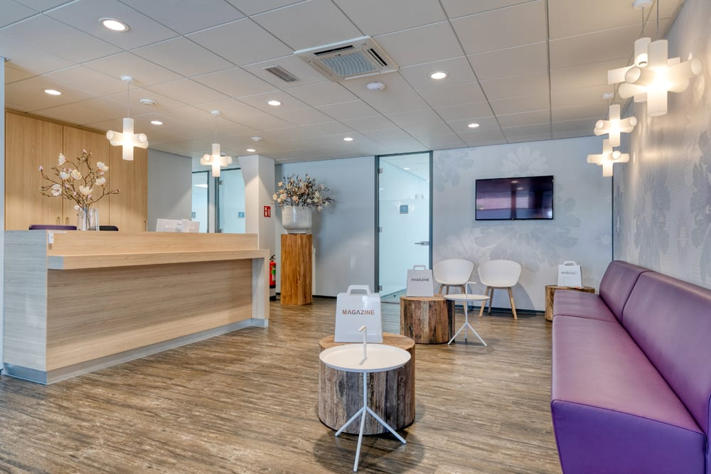 Dental Clinic Tandarts Interieur | Schalk Interieurbouw