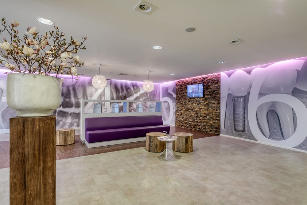 Dental Clinics Vlissingen Interieur Design | Schalk
