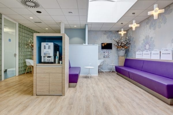 Interieur Design | Dental Clinics Rotterdam Ommoord